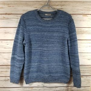Asos Blue Knit Sweater, size Small